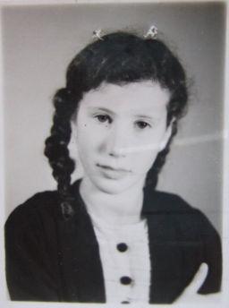 Portrait von Margot Abrahams