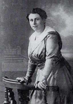 Potrait von Ida Edelmann