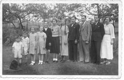 Die Kinder der Familie Kusserow 1935. Freundlicherweise zur Verfügung gestellt von Annegret Kusserow