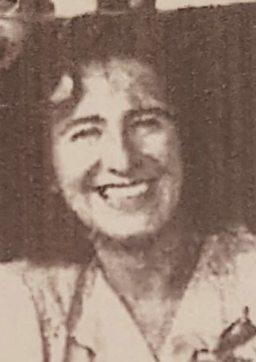 Portrait von Lotte Magnus