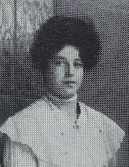 Portrait von Meta Meyer
