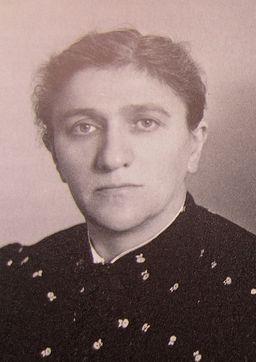 Portrait von Emilie Meyer