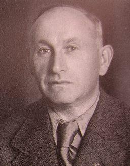 Portrait von Max Meyer