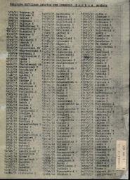 Häftlingspersonalkarte des Konzentrationslagers Buchenwald für Siegfried Meyer, Seite 5