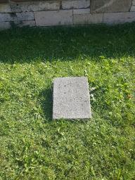 Grabstein von Siegfried Meyer auf dem Waldfriedhof in Dachau