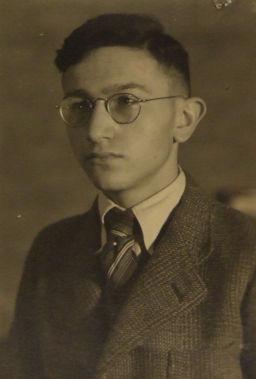 Portrait von Walter Meyer